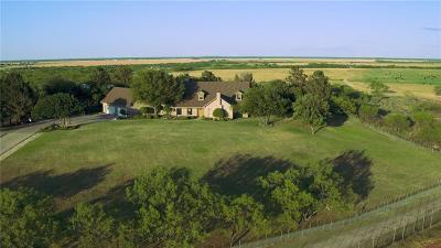 Abilene Single Family Home For Sale: 3051 State Highway 351