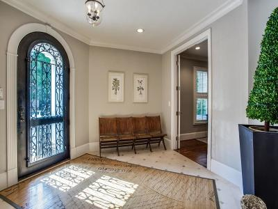 Dallas Single Family Home For Sale: 3522 Gillespie Street