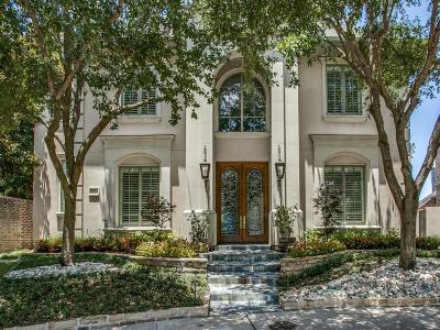 Dallas Single Family Home For Sale: 11817 Buffalo Creek Place
