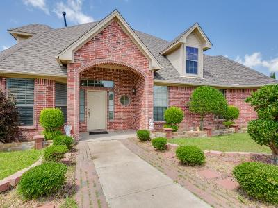 Mesquite Single Family Home For Sale: 4816 Club View Circle