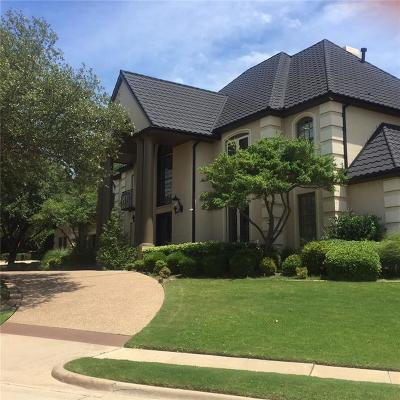 Frisco Single Family Home For Sale: 1 Saint Andrews Court