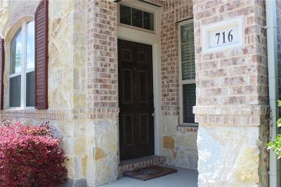 Richardson Rental For Rent: 716 Matthew Place