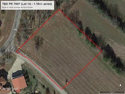 Edgewood Residential Lots & Land For Sale: Tbd Pvt Rd 7007