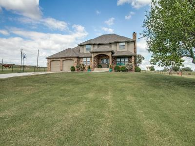 Haslet Single Family Home Active Contingent: 2223 Virginia Lane