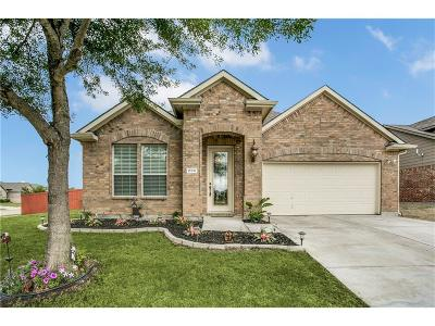 Lavon Single Family Home For Sale: 205 Burnet Drive