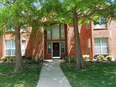 Coppell Single Family Home For Sale: 136 Newport Drive