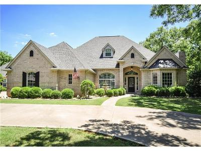 Granbury Single Family Home For Sale: 9607 Taxiway Drive