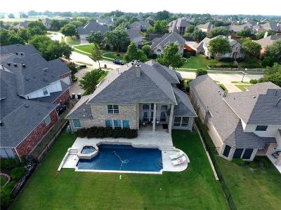 Garland Single Family Home For Sale: 4614 Firewheel Drive