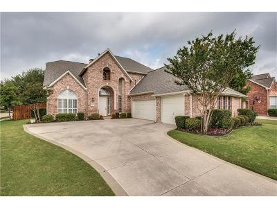 McKinney Single Family Home Active Contingent: 2908 Atwood Drive