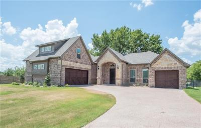 Weatherford Single Family Home For Sale: 901 Crown Valley Drive