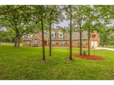 Weatherford Single Family Home For Sale: 184 Forest Creek Circle