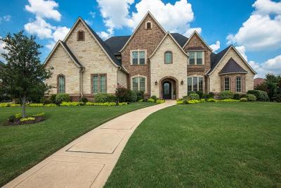 Southlake Single Family Home For Sale: 136 Londonberry Terrace