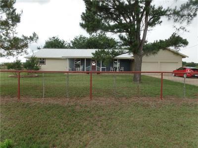 Jacksboro Single Family Home For Sale: 1550 Willow Point