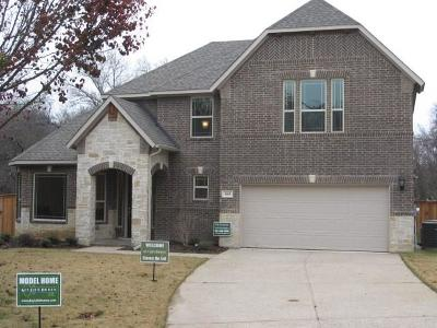 Grand Prairie Single Family Home For Sale: 664 Links View Court