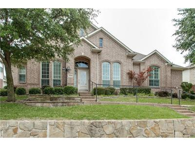 Garland Single Family Home Active Option Contract: 1222 Lakebreeze Drive
