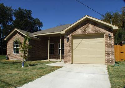 Dallas Single Family Home Active Option Contract: 710 Graham Avenue