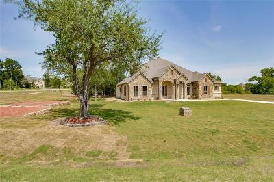 Fort Worth Single Family Home For Sale: 10525 Estancia Court
