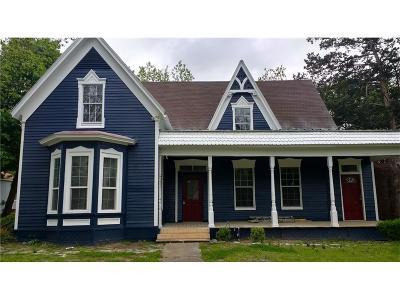 Terrell Single Family Home For Sale: 504 N Fox Street