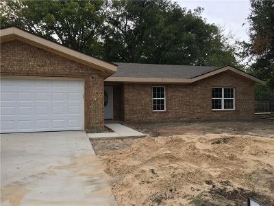 Kaufman Single Family Home For Sale: 401 Jackson Street