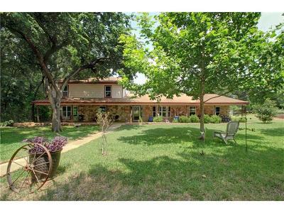 Burleson Single Family Home For Sale: 4009 Burleson