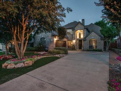 McKinney Single Family Home Active Contingent: 2025 Fleming Drive