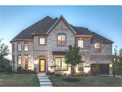 Southlake Single Family Home For Sale: 716 Helmsley Place
