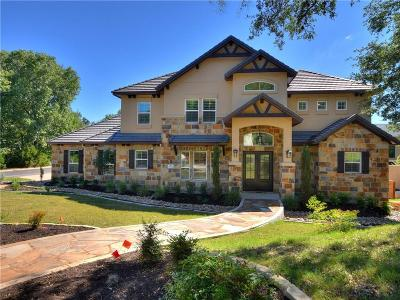 Austin Single Family Home For Sale: 1955 Rue De St Tropez