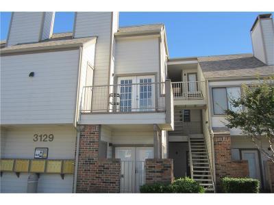 Fort Worth Condo For Sale: 3129 Sondra Drive #208