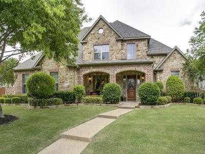 Allen Single Family Home For Sale: 1615 Navarro Drive