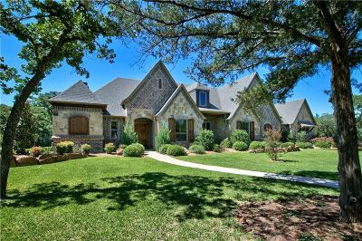 Keller Single Family Home Active Contingent: 1510 Florence Road