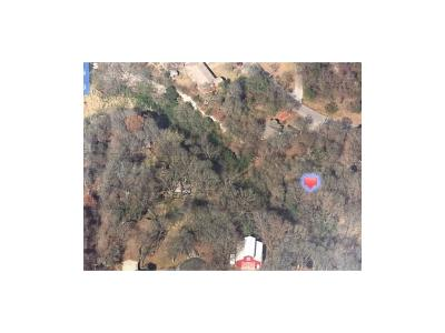 Tarrant County Residential Lots & Land For Sale: 4132 Linkcrest Drive W