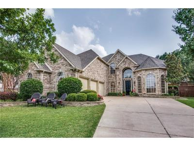 Keller Single Family Home For Sale: 2404 Creekwood Court