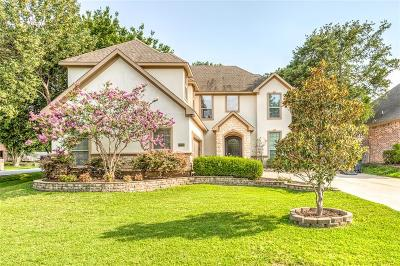 Grapevine Single Family Home Active Option Contract: 2809 Dove Pond Drive