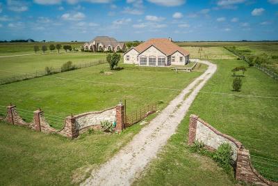 Waxahachie Single Family Home For Sale: 1746 Fm 876