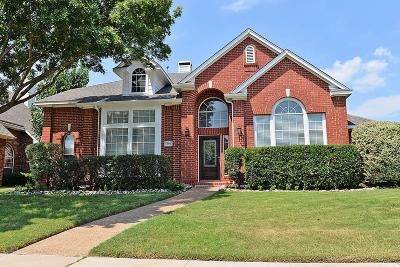 Coppell Single Family Home For Sale: 509 Pedmore Drive