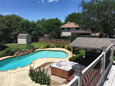 Grapevine Single Family Home Active Contingent: 4160 Countryside Court