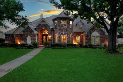 Frisco Single Family Home Active Kick Out: 4 Harbour Town Court