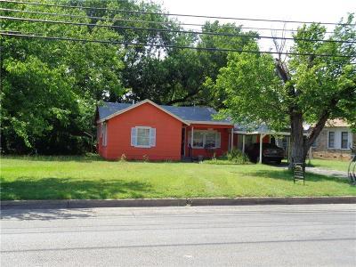 River Oaks Single Family Home For Sale: 905 Churchill Road