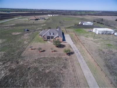Royse City, Union Valley Single Family Home For Sale: 3852 S Fm 548