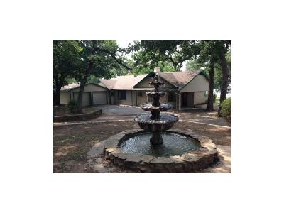 Fort Worth Single Family Home For Sale: 6576 Wells Burnett Road