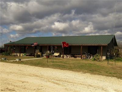 Hico Single Family Home For Sale: 485 County Road 209