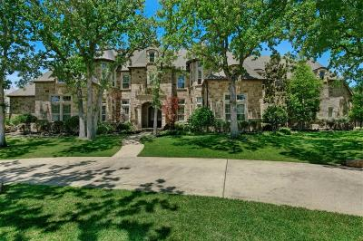 Keller TX Single Family Home For Sale: $1,499,850