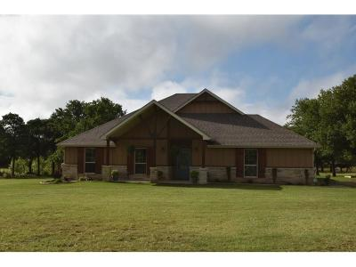 Stephenville Single Family Home For Sale: 4875 County Road 253