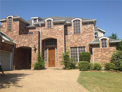 McKinney Single Family Home Active Contingent: 2201 Crockett Court