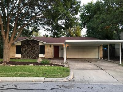 Saginaw Single Family Home Active Option Contract: 245 Straw Road