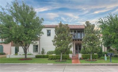 Westworth Village Single Family Home For Sale: 804 Dunham Close