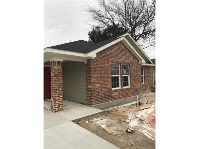 Dallas Single Family Home For Sale: 5823 Plum Dale Road