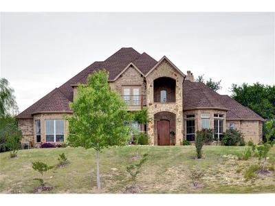 Benbrook Single Family Home For Sale: 8324 Deerwood Forest Drive