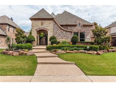 Frisco Single Family Home Active Option Contract: 9652 Crown Ridge Drive