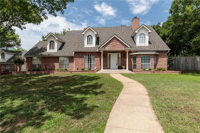 Southlake Single Family Home Active Kick Out: 1414 Chimney Works Drive